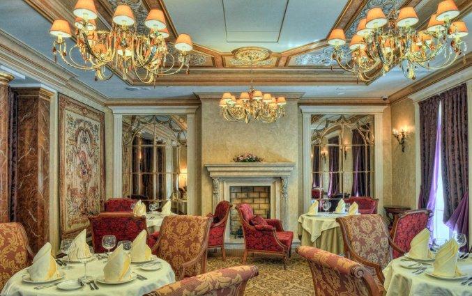Restaurant van Hotel Garden Ring in Moskou