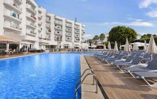 Het zwembad van Hotel Roc Continental Park Mallorca