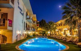 Hotel Kalyves beach op Kreta