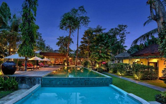 Zwembad van Resort Y Ubud