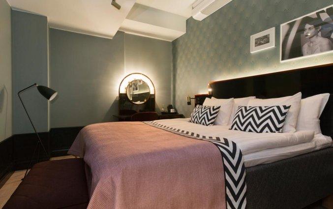 Slaapkamer van Hotel Haymarket by Scandic Stockholm