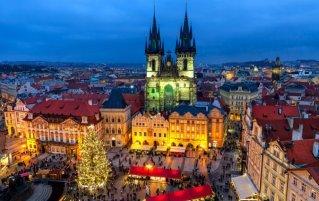 Praag - Kerst