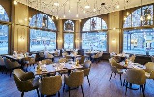 Restaurant van hotel Amrâth de l'Empereur in Maastricht