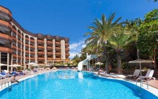 Zwembad van hotel MUR Neptuno in Gran Canaria