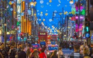 Londen - Kerst