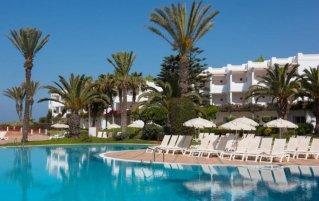 Zwembad van hotel Iberostar Founty Beach in Agadir