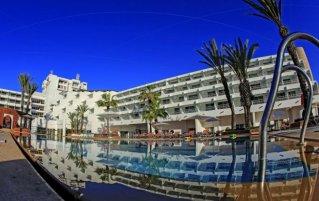 Buitenkant van hotel Atlas Amadil Beach Aqua Sun in Agadir