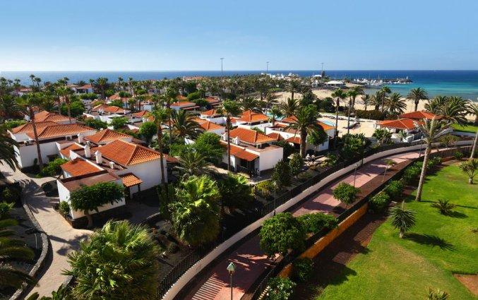 Boven van resort Barcelo Castillo Beach in Fuerteventura