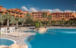 Gebouw van Hotel Sheraton Fuerteventura Golf & Spa Resort in Caleta de Fuste