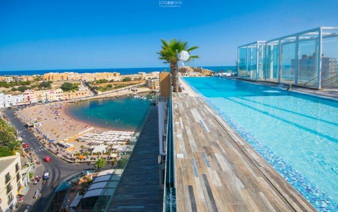 Korting Voordelig naar zonnig Malta Hotel San iljan