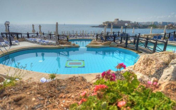 Korting Voordelig naar zonnig Malta Hotel Mellie a