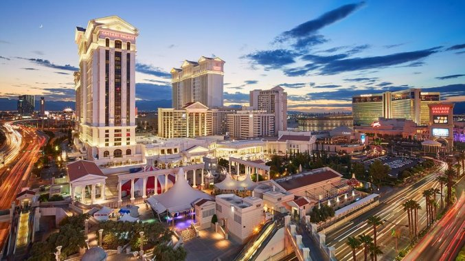 Korting Schitterend verblijf in hartje Vegas Hotel Las Vegas Strip