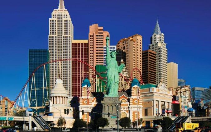 Korting Ontdek New York in Las Vegas! Hotel Las Vegas Strip