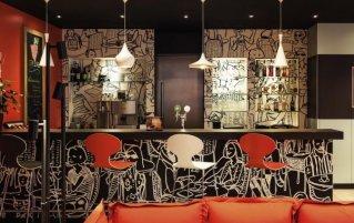 Bar van hotel Ibis Graz in Graz