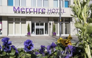 Hotel Mercure Graz City in Graz