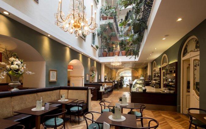 ontbijtzaal Hotel Palais Hotel Erzherzog Johann