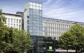 Buitenaanzicht van hotel Holiday Inn in Bristol