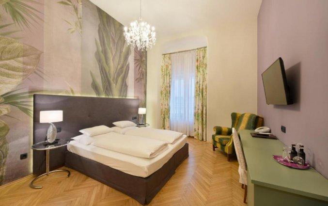 Kamer van Boutique Hotel Dom in Graz