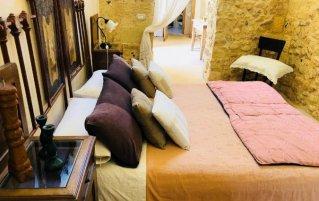 Slaapkamer van B&B Borgo in Corte in Puglia