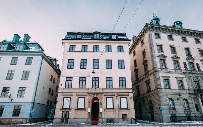 Korting Stedentrip Stockholm Hotel Gamla Stan