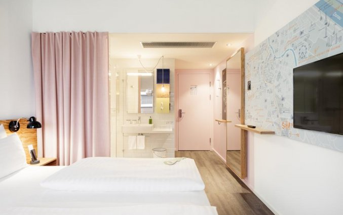 Fantastisch hotel in Wenen Favoriten