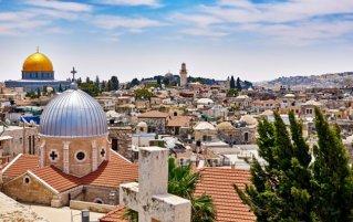 Tel Aviv - Jeruzalem