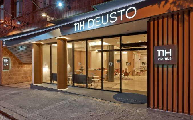 Hotel NH Bilbao Deusto