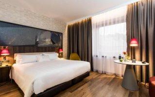 Tweepersoonskamer van NYX Hotel Bilbao by Leonardo Hotels