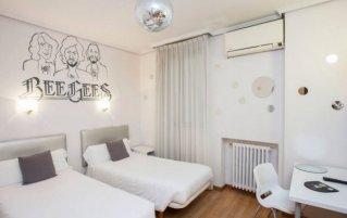 Tweepersoonskamer van Hotel Casual Valencia de la Musica in Valencia