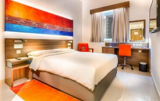 Kamer van Citymax Hotel Al Barsha at the Mall