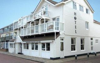 Fletcher Badhotel Egmond aan Zee aan de Nederlandse Kust