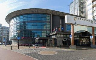 Exterieur van Ramada The Hague Scheveningen Noordzeekust