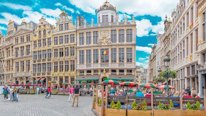 Korting Bezoek gezellig Brussel