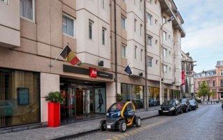 Buitenzijde van Hotel ibis Brussels City Centre
