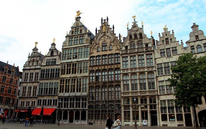 Korting Weekendjeweg in Antwerpen