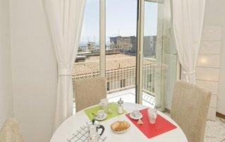 Tweepersoonskamer van San Giacomo 32 Residence in Napels