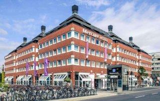Entree van Hotel Mercure Severinshof in Keulen
