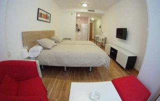 Studio van Appartementen Debambu in Malaga