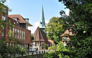 Hamburg - Kerk