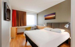 Tweepersoonskamer van Hotel Ibis Bremen City in Bremen