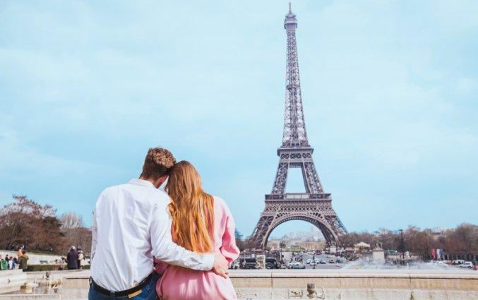 Korting Romantische stedentrip Parijs 8e Arrondissement