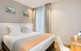 Tweepersoonskamer van Hotel Magenta 38 by Happyculture in Parijs