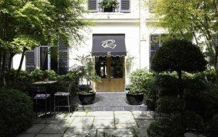 Tuin van Hotel Regent's Garden Astotel in Parijs