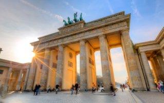 Berlijn - De Brandenburger Tor
