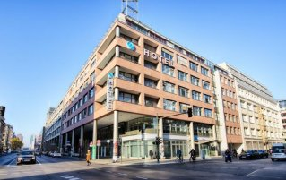 Gebouw van Hotel Select Berlin Gendarmenmarkt in Berlijn