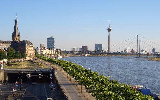 Korting Stedentrip Düsseldorf Carlstadt