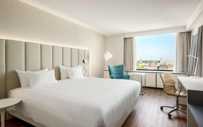Tweepersoonskamer van Hotel NH Utrecht in Utrecht