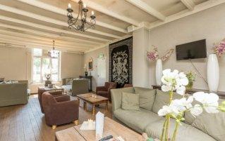 Lounge van Hotel Fletcher Restaurant De Burghoeve
