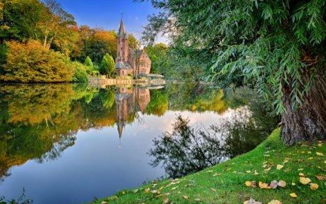 Brugse Ommeland - Brugge minnewater