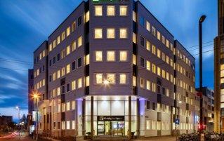 Gebouw van Hotel Holiday Inn Express in Arnhem